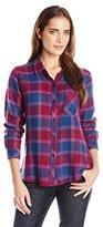 Rails Women's Danielle Pocket Button Down Shirt