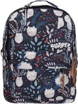 Accessorize Woodland Owl Top Handle Printed Backpack