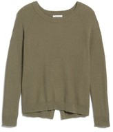 Madewell Women's Cross Back Knit Pullover