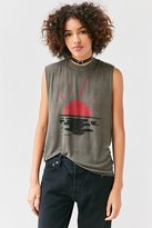 Truly Madly Deeply Rising Sun Muscle Tee