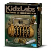 4M Combination Lock Game