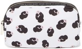Alice + Olivia Adri Nylon Small Cosmetic Pouch