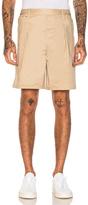 Lemaire Poplin Short Sleeve Shirt