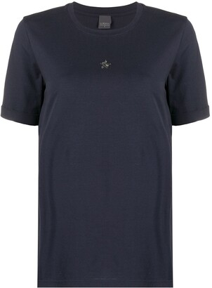Lorena Antoniazzi star-embellished T-shirt