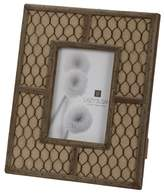 Lazy Susan Chicken Wire Decorative Frame