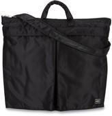 Porter Black Nylon Shoulder Bag