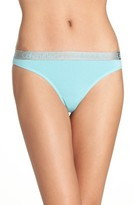 Calvin Klein Women's 'Radiant' Cotton Thong