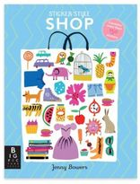 Penguin Random House Shop Themed Stickers Activity Book