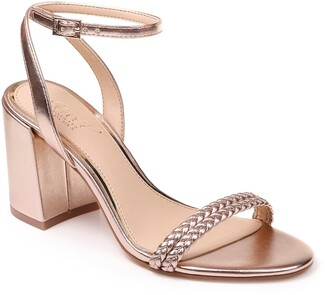 Badgley Mischka Suri Block Heel Sandal