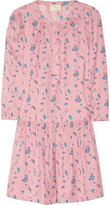 Band Of Outsiders Elizabeth silk and cotton-blend jacquard dress
