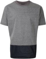 Kolor colour block sweatshirt - men - Cotton/Polyester - 4
