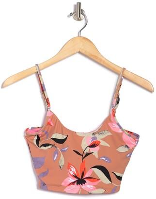 Bikini Lab Hot Tropics Floral Tankini