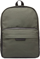 Marc by Marc Jacobs Cotton Backpack with Leather