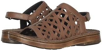 Naot Footwear Amadora (Black Velvet Nubuck) Women's Shoes