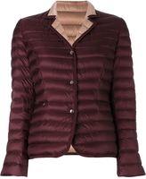 Moncler 'Gordin' jacket - women - Feather Down/Nylon - 0