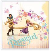 Bed Bath & Beyond Tangled Rapunzel and Flynn Wall Art