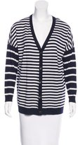 Rag & Bone Merino Wool Striped Cardigan w/ Tags