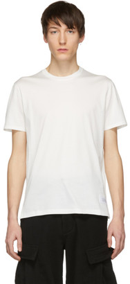 Givenchy White Atelier Patch T-Shirt