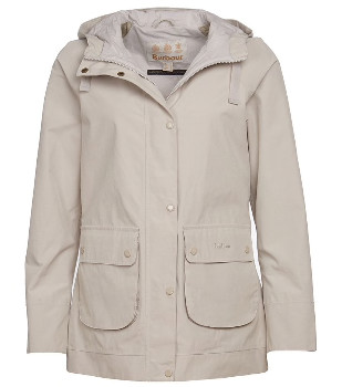 Barbour Thornfield Jacket Mist - 10