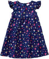 Okie Dokie - Little Kid Girls Short Sleeve Cap Sleeve Shift Dress