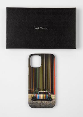 Paul Smith 'Mini Covent Garden' Print iPhone 12 Pro Case