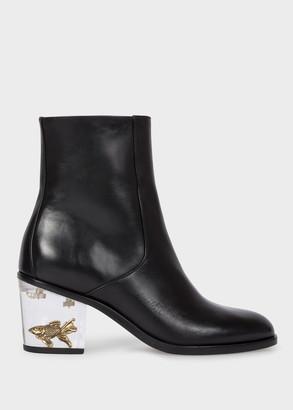 Paul Smith Women's Black 'Malea' Boots