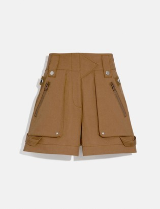 Coach Pocket Shorts