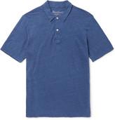 Hartford - Slub Linen-jersey Polo Shirt