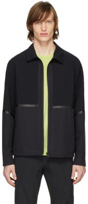 Ermenegildo Zegna Navy Sport Zip-Up Jacket