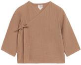 Thumbnail for your product : Arket Cotton Wrap Jacket