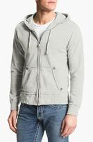 True Religion Brand Jeans 'Big T' Zip Hoodie