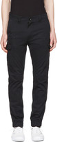 Diesel Black Chi-united Cargo Pants