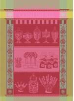 Garnier Thiebaut Garnier-Thiebaut 100% two-ply twisted cotton Confiserie Gui Kitchen Towel, 22 by 30-Inch