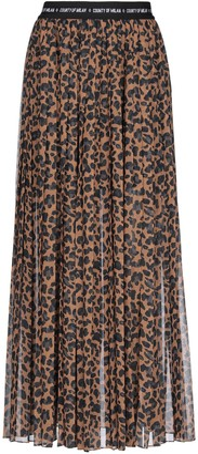 Marcelo Burlon County of Milan Long skirts