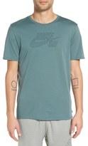 Nike Men's Sb Icon Grid Graphic T-Shirt
