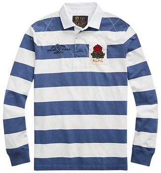 Polo Ralph Lauren Lightweight Rustic Jersey Rugby Shirt