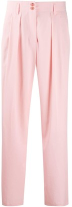 Paul Smith Pleated Wide-Leg Trousers