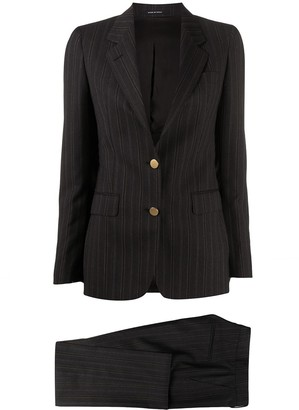 Tagliatore Stripe Suit Set