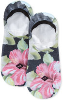 Sperry Men's Palm Print Liner Socks
