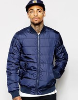 Carhartt Bryant Padded Jacket - Blue