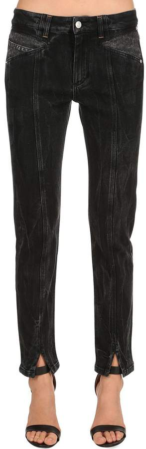 Givenchy Washed Stretch Denim Pants