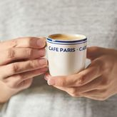 Sur La Table Café Paris Espresso Mug