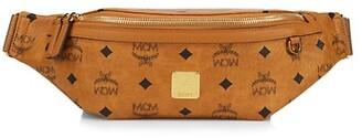 MCM Small Visetos Belt Bag