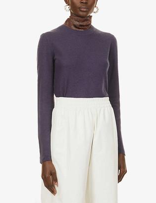 Vince Round-neck cashmere jumper