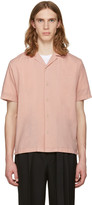 Cmmn Swdn Pink Boxy Shirt