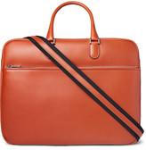 Valextra Soft Avietta Pilotina Leather Briefcase