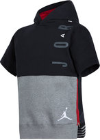 Jordan Little Boys' Short-Sleeve Hoodie