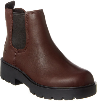 UGG Women's Markstrum Leather Bootie