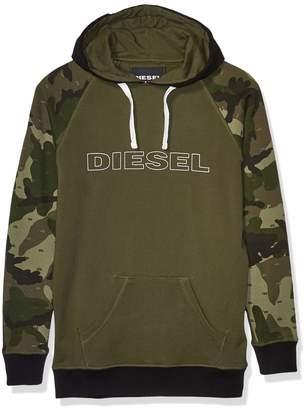 Diesel Men's Brian Hooded Sweatshirt