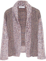See by Chloe Chunky-knit cotton-blend cardigan